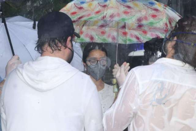 India Tv - Sushant Singh Rajput funeral