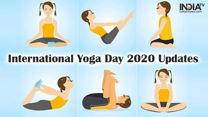 International Yoga Day 2020: Here's how the world is celebrating the special day 1