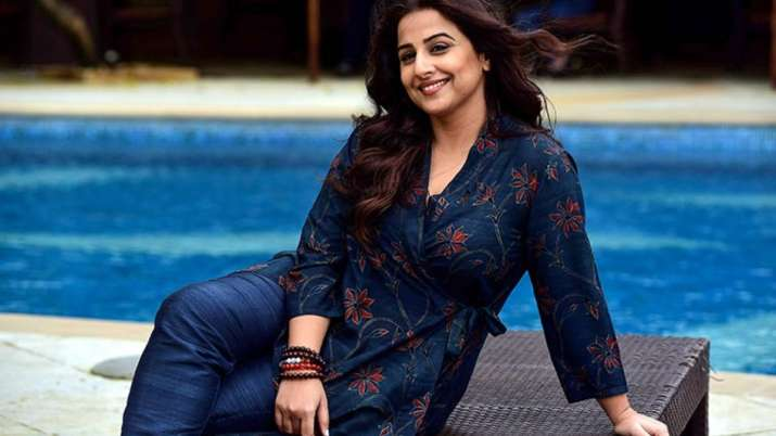 Playing Shakuntala Devi was as intimidating as it was exhilarating: Vidya Balan