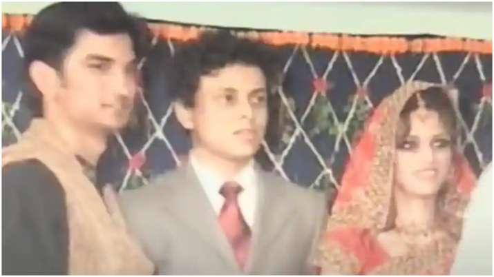Old videos of Sushant Singh Rajput at sister Shweta's wedding go viral, watch