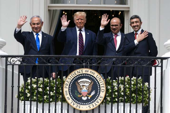A new Mideast? Israel signs pacts with Bahrain and UAE; Trump says more coming