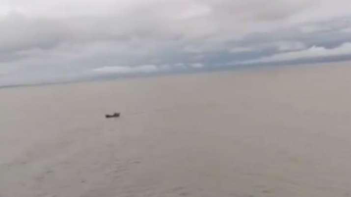 Bay of Bengal, Indian Coast Guard