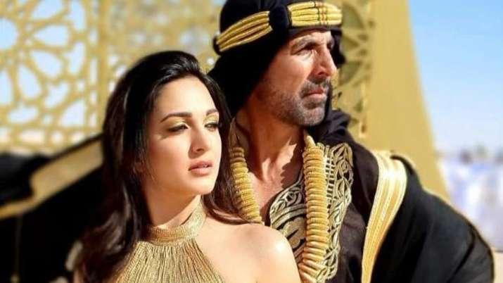 Laxmmi Bomb song Burj Khalifa OUT: Akshay Kumar, Kiara Advani bring forth biggest party anthem of th