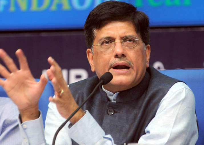 Piyush Goyal assigned additional charges of Consumer Affairs ministry