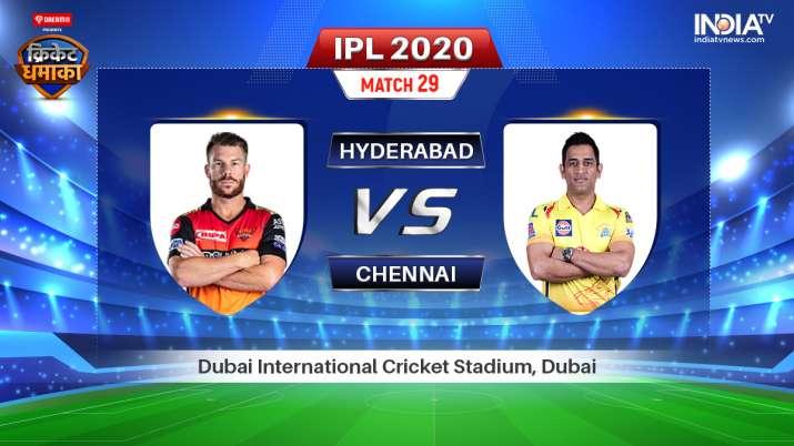 Live IPL Match SRH vs CSK Stream: Live Match How to Watch IPL 2020 Streaming on Hotstar, Star Sports