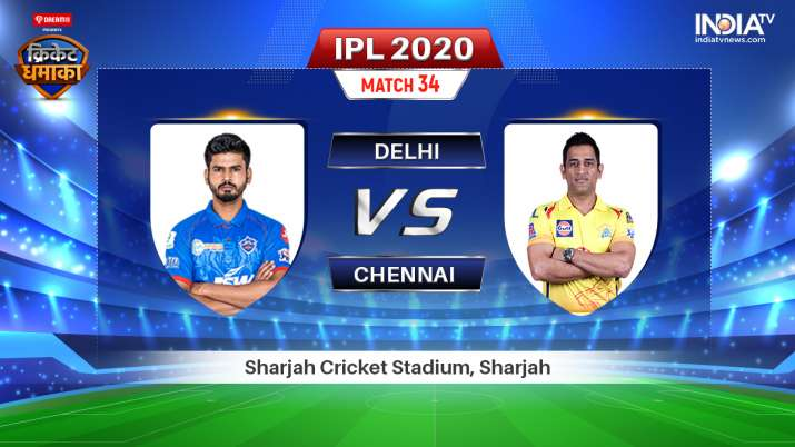 IPL Streaming DC vs CSK: Live Match How to Watch IPL 2020 Streaming on Hotstar, Star Sports & JioTV