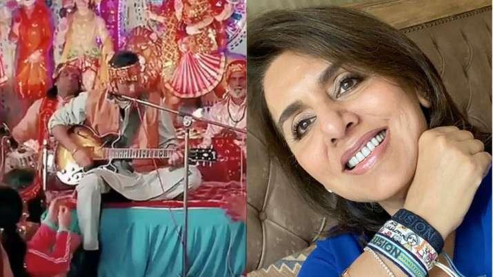 Neetu Kapoor wishes Navratri by sharing Ranbir Kapoor's bhajan from Rockstar