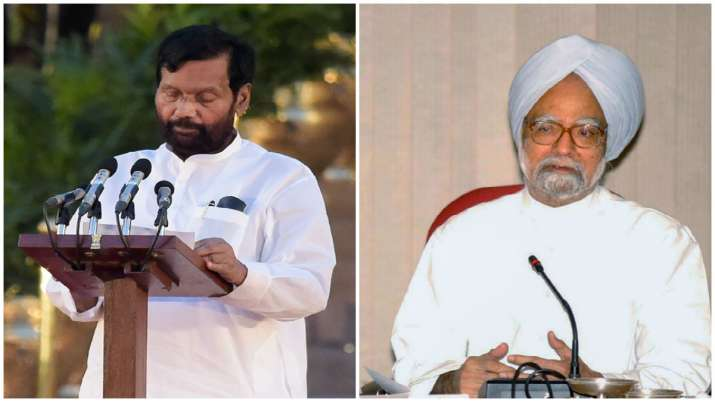 Former prime minister Manmohan Singh on Friday said the country has lost one of the greatest Dalit a