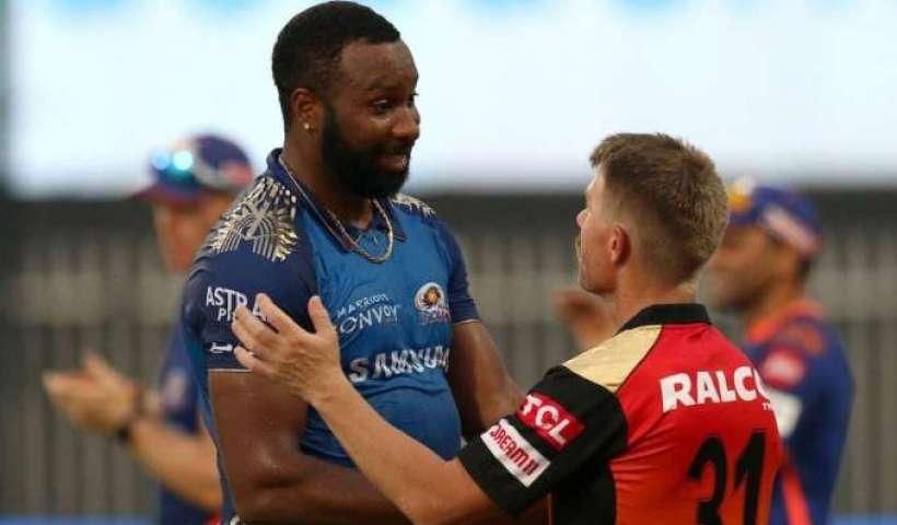 Live Cricket Score Sunrisers Hyderabad vs Mumbai Indians IPL 2020: SRH opt to bowl; Rohit returns for MI