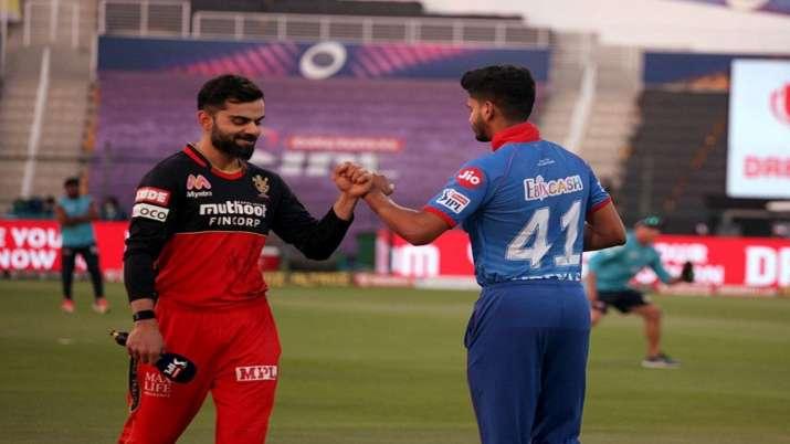 Virat Kohli and Shreyas Iyer.