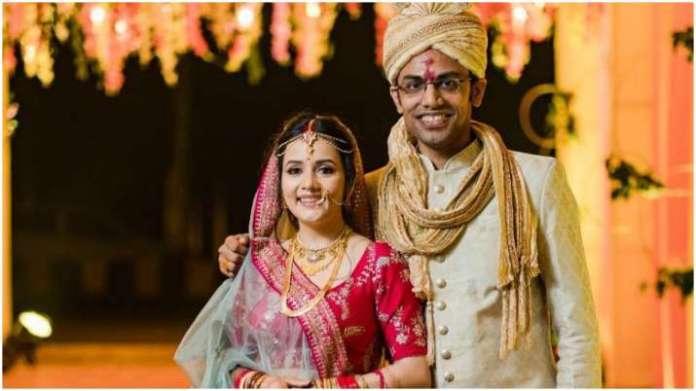 अंबर धरा अभिनेत्री सुलगना पाणिग्रही, हास्य कलाकार बिस्वा कल्याण रथ के साथ शादी कि 