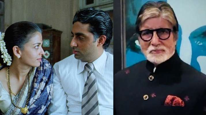 Big B lauds son Abhishek Bachchan's performance as Mani Ratnam directorial 'Guru' turns 14