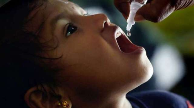 polio drive on january 31