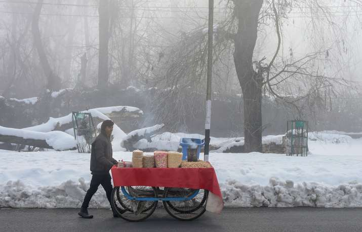 Delhi weather latest news, heavy rainfall, north india intense cold wave imd, imd cold wave, cold wa