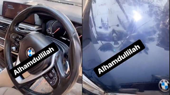 Mohammed Siraj buys THIS luxury car after his return from Australia -