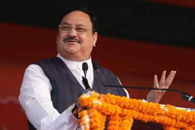 BJP Parivartan yatra launch, JP Nadda BJP Parivartan yatra, jp nadda attacks mamata banerjee TMC