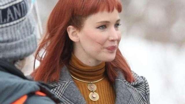 Jennifer Lawrence gets injured on set of movie 'Don't Look Up