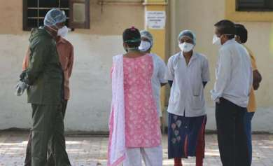 Pune reports over 1,100 new COVID cases, 6 deaths in last 24 hours
