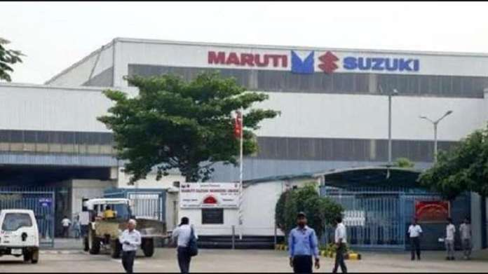 Maruti advances factory shutdown for maintenance amid surge in COVID-19 cases | Latest News Live | Find the all top headlines, breaking news for free online April 28, 2021