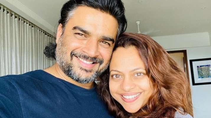 R Madhavan feels 'incompetent' & 'useless' after looking at his wife Sarita Birje teach poor kids. Watch video