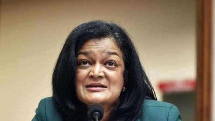 Indian-American Congresswoman Pramila Jayapal's parents