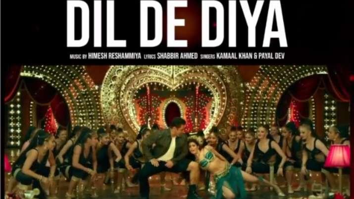 Radhe song Dil De Diya: Salman Khan shares teaser of second track featuring Jacqueline Fernandez