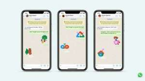 World Earth Day: WhatsApp is launching a new sticker pack on Android, iOS