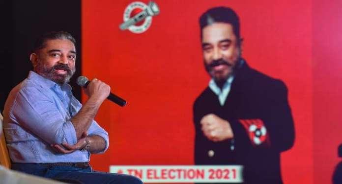 I will be in politics till I am alive: Kamal Haasan