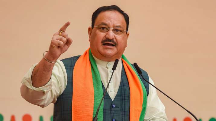 JP Nadda vows to eliminate appeasement politics, violence from West Bengal