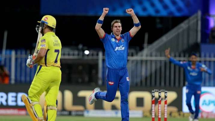 In 2010, I thought MS Dhoni didn& know how to bat: Anrich Nortje