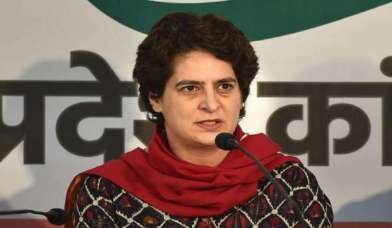 Truth does not concern PM, propaganda does: Priyanka Gandhi