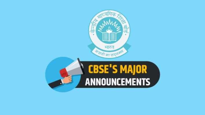 cbse big announcement, cbse board exams class 12, cbse board exams class 10, cbse big announcement b