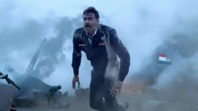 Bhuj The Pride of India teaser: Ajay Devgn starrer rekindles the spark of  patriotism, watch | Bollywood News – India TV