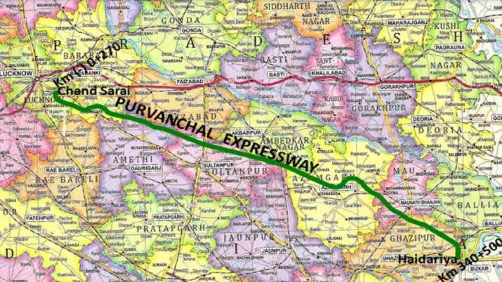 India Tv - Purvanchal Expressway