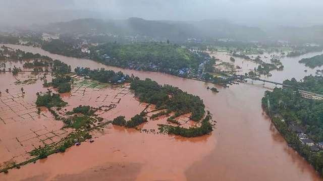 इंडिया टीवी - महाराष्ट्र बारिश, मानसून, रत्नागिरी