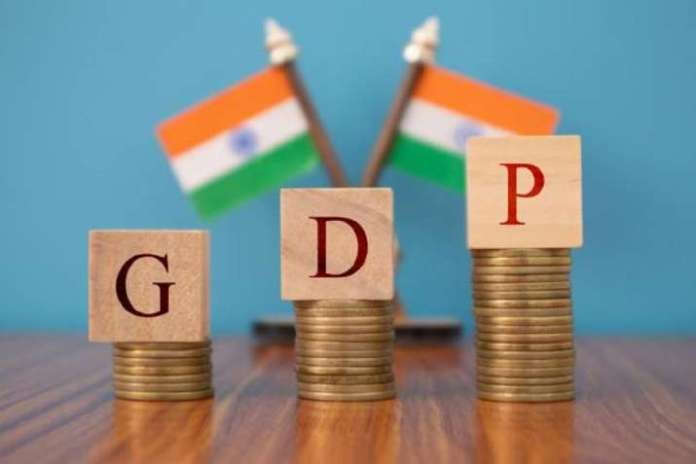 gdp growth projection rbi