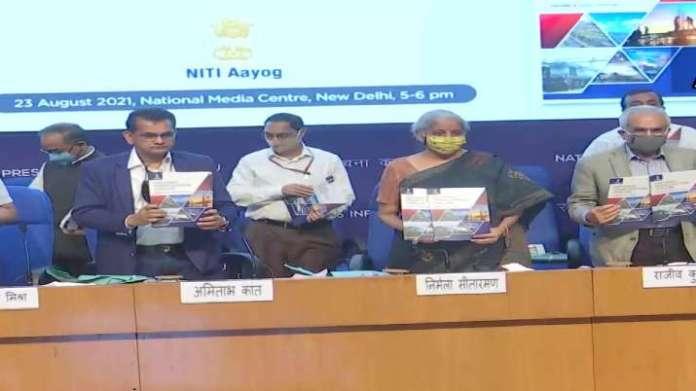 NITI Aayog CEO Amitabh Kant said projects have been