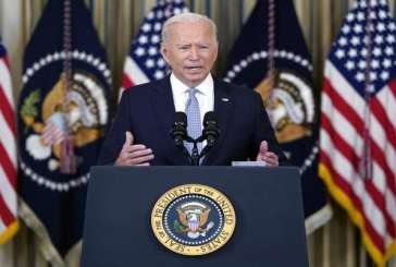 US President Joe Biden urges COVID-19 booster shots for those now eligible