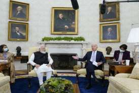 US President Biden, PM Modi remember Mahatma Gandhi ahead of birth anniversary