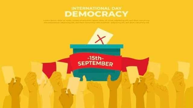 लोकतंत्र का अंतर्राष्ट्रीय दिवस 2021, लोकतंत्र का अंतर्राष्ट्रीय दिवस 2021 इतिहास, अंतर्राष्ट्रीय दिवस o