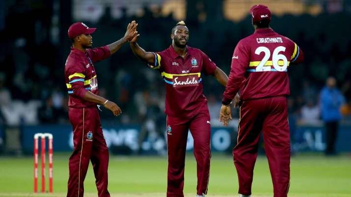 India Tv - West Indies cricket team.