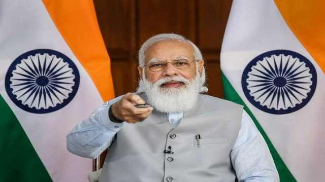 प्रधानमंत्री नरेंद्र मोदी, शिलान्यास, विश्वविद्यालय, अलीगढ़, जाट नेता, राजा महेंद्र प्रतिमा