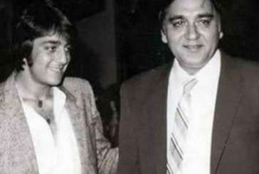 Sanjay Dutt recalls working with dad Sunil in debut film Rocky, says he was scolded for eating on sets