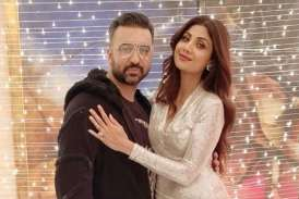 As Raj Kundra returns home Shilpa Shetty talks about 'working through difficult times'