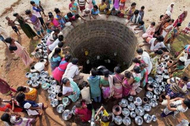 राजस्थान जल संकट, पाली जिला, जल रेलगाड़ियां