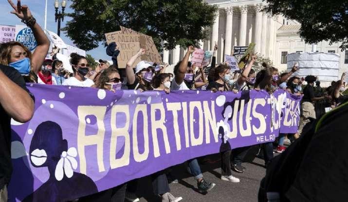 US abortion ban