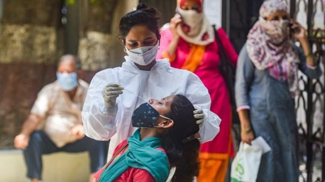 दिल्ली कोविड मामले
