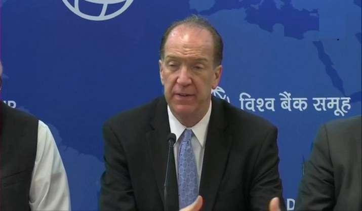 World Bank chief highlights 'tragic reversal' in