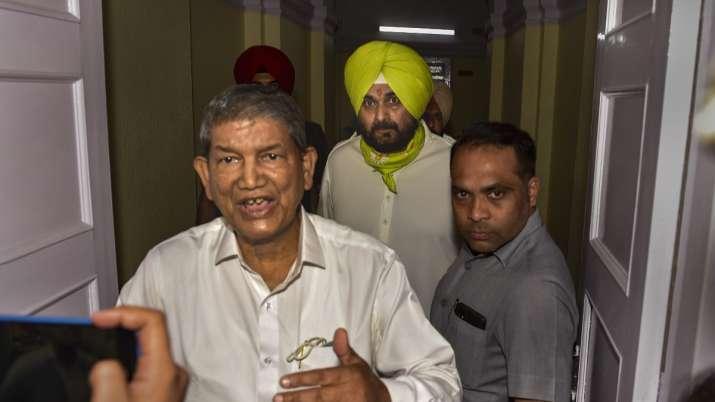 Punjab Pradesh Congress Committee chief Navjot Singh Sidhu