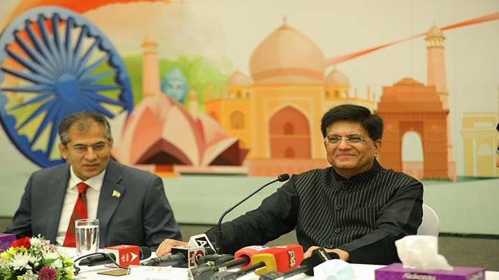 Indian diaspora, indian diaspora contribution,UAE growth, Piyush Goyal, latest national news updates